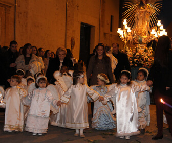 Dia de la inmaculada, Torrent 2012
